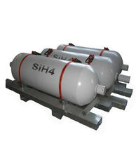 Good Quality Ultra Pure Gases & SiH4 Gas Silane Gas As Electronic Gases on sale