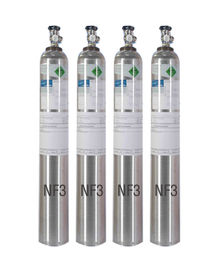 Good Quality Ultra Pure Gases & Electronic Gases Nitrogen Trifluoride NF3 Gas on sale