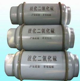Good Quality Ultra Pure Gases & SO2 Liquid Sulfur Dioxide Gas 7446-09-5 For Preservative Reducing Agent on sale