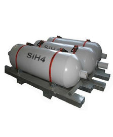 China SiH4 Gas Silane Gas As Electronic Gases factory