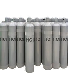 China Hydrogen Chloride HCl Gas CAS 7647-01-0 factory