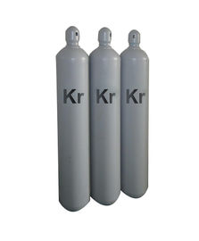 China High Purity Electron Grade Kr Kryptonite Gas 7439-90-9 Tasteless Colorless Gas factory