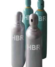 China 99.999% Purity Hydrogen Bromide Gas HBr CAS 10035-10-6 For Electronics factory