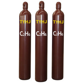 China 40L 50L Cylinder Filling 99.9% Pure Ethane R170 Gas C2h6 Of Ethane For Refrigerant factory