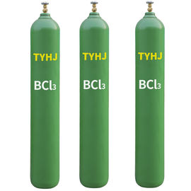 China 99.9% Industrial Grade Ultra High Pure Gases Bcl3 Gas Boron Trichloride factory